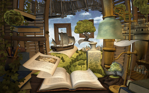 Image result for books imagination